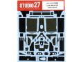 STUDIO27デカール CD20036 1/20 マクラーレンMP4/2B カーボンデカール 【メール便可】