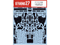 STUDIO27デカール CD20042 1/20 マクラーレン MP4-31 カーボンデカール 【メール便可】