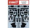 STUDIO27デカール CD20045 1/20 マクラーレン MP4-31 Late ver. カーボンデカール 【メール便可】