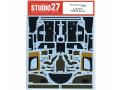 STUDIO27デカール CD24030 1/24 ザウバー C9 カーボンデカール 【メール便可】