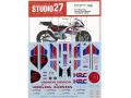 STUDIO27デカール DC1211 1/12 ホンダ RC213V Demo Run Motegi #14 2015/2016 T社対応【メール便可】