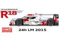 STUDIO27 FD24013 1/24 アウディ R18 e-tron quattro LM 2015