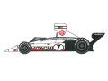 【お取り寄せ商品】 STUDIO27 FK20301 1/20 Brabham BT44 HITACHI #7 Belgian GP 1974