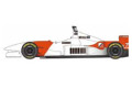 【お取り寄せ商品】 STUDIO27 FK20322 1/20 McLaren MP4/11 Early season 1996
