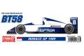 【お取り寄せ商品】 STUDIO27 FK20331 1/20 Brabham BT58 Monaco GP 1989