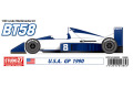 【お取り寄せ商品】 STUDIO27 FK20333 1/20 Brabham BT58 USA GP 1990