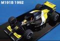 ** 予約商品 ** STUDIO27 FK20344 1/20 Minardi M191B 1992