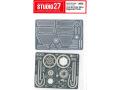 STUDIO27 FP12016 1/12 ホンダ RC213V 2014 グレードアップパーツ