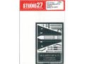 STUDIO27 FP20021 1/20 マクラーレン MP4/13 グレードアップパーツ