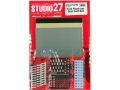 STUDIO27 FP24194 1/24 ロードカー シートベルトセット(一般車用)