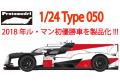 Proto Model PM001 1/24 Toyota TS050 Le Mans 2018