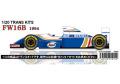 STUDIO27 TK2028R 1/20 Williams FW16B 1994 Conversion Kit
