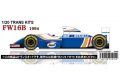 STUDIO27 TK2028R 1/20 Williams FW16B 1994 Conversion Kit