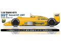 【お取り寄せ商品】 STUDIO27 TK2059R 1/20 Lotus 99T Detroit GP 1987 Conversion Kit
