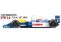 【お取り寄せ商品】 STUDIO27 TK2079 1/20 Williams FW14 U.S.A.GP 1991 Conversion Kit