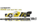 ** 予約商品 ** STUDIO27 TK2441R 1/24 Porsche 956B #7 WEC 1984 Conversion Kit