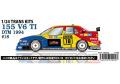 【お取り寄せ商品】 STUDIO27 TK2469 1/24 Alfa Romeo 155 V6TI #18 DTM 1994 Conversion Kit