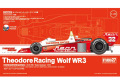 STUDIO27 TRK001 1/20 セオドール レーシング WOLF WR3 1978