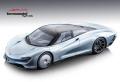 ** 予約商品 ** Tecno Model T18-EX08A 1/18 McLaren Speedtail Ginevra Auto Show 2019