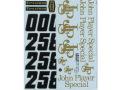 TABUデザイン 12053 1/12 ロータス 72D 1972 オプションデカール【メール便可】