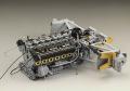 TOP STUDIO TD23160 1/12 MP4/6 Engine Super Detail-up Set