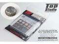 TOP STUDIO TD23166 1/12 クラッチ for 2003-2006 RC211V