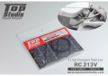 TOP STUDIO TD23170 1/12 Oxygen Sensor for RC213V 【メール便可】