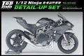 TOP STUDIO TD23182 1/12 Ninja H2R Detail-up set