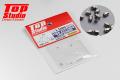 TOP STUDIO TD23261 1.1mm Hex Fitting Tapered 【メール便可】