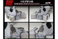 TOP STUDIO TD23276 1/12 Williamus FW14B Super Detail-up Set 5 - Radiator & ECU