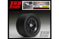 TOP STUDIO TD23277 1/24 Sauber C9 Wheel Center Lock Nuts 【メール便可】