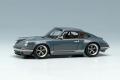 ** 再入荷待ち ** Titan64 TM001B 1/64 Porsche Singer 911(964) Coupe Gray