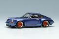 ** 予約商品 ** Titan64 TM001D 1/64 Porsche Singer 911(964) Coupe Metallic Ice Blue