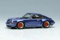 ** 予約商品 ** Titan64 TM001D 1/64 Porsche Singer 911(964) Coupe Metallic Ice Blue