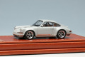 ** 予約商品 ** Titan64 TM001E 1/64 Singer 911 (964) Coupe Light Gray