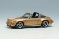 ** 予約商品 ** Titan64 TM002A 1/64 Porsche Singer 911(964) Targa Gold