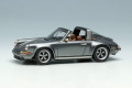 ** 予約商品 ** Titan64 TM002B 1/64 Porsche Singer 911(964) Targa Gun Metallic