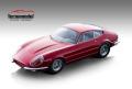 Tecno Model TM18-128A 1/18 Ferrari 365GTB/4 Daytona Prototype 1967 Red