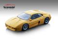 ** 予約商品 ** Tecno Model TM18-131A 1/18 Ferrari 348 Zagato 1991 Medena Yellow