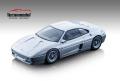 ** 予約商品 ** Tecno Model TM18-131C 1/18 Ferrari 348 Zagato 1991 Nurburgring Silver