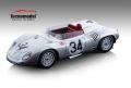 ** 予約商品 ** Tecno Model TM18-145C 1/18 Porsche 718 RSK Le Mans 1959 #34