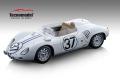 ** 予約商品 ** Tecno Model TM18-145E 1/18 Porsche 718 RSK Le Mans 1959 #37