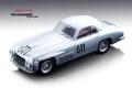 ** 予約商品 ** Tecno Model TM18-155C 1/18 Ferrari 166S Coupe Allemano Mille Miglia 1949 #611