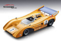 ** 予約商品 ** Tecno Model TM18-156B 1/18 McLaren M8F Can-Am Watkins Glen 1971 #7 Winner P.Revson