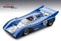 ** 予約商品 ** Tecno Model TM18-156D 1/18 McLaren M8F Can-Am Watkins Glen 1972 #2 G.Young
