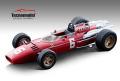 ** 予約商品 ** Tecno Model TM18-163A 1/18 Ferrari 312F1 Italian GP 1966 #6 Winner L.Scarfiotti