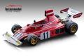 【お取り寄せ商品】 Tecno Model TM18-89B 1/18 Ferrari 312 B3 German GP 1974 #11 Clay Regazzoni Winner