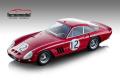 ** 予約商品 ** TECNOモデル TM18-90B 1/18 Ferrari 330LMB Le Mans 1963 #12 J.Sears / M.Salmon