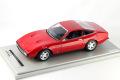 ** 予約商品 ** Tecno Model TM18-92A 1/18 Ferrari 365 GTC 4 1971 Rosso Corsa
