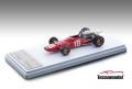 ** 予約商品 ** Tecno Model TM43-13A 1/43 Ferrari 312 F1-67 Monaco GP 1967 #18 L.Bandini